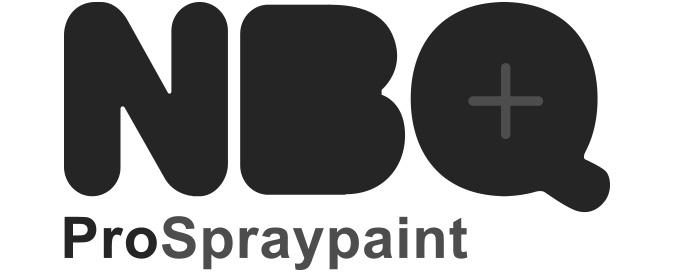 Sui Generis Madrid - Colabora: NBQ Pro Spray Paint