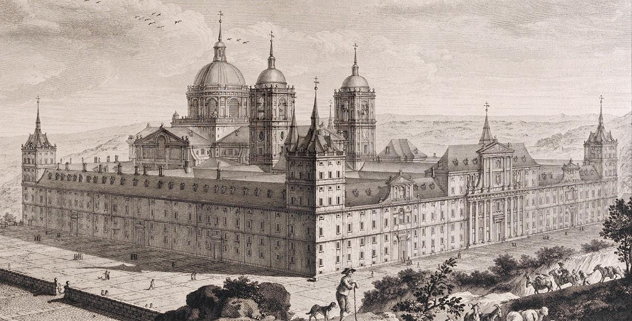 XIII SGM - Visita guiada - Claves ocultas del Monasterio de El Escorial